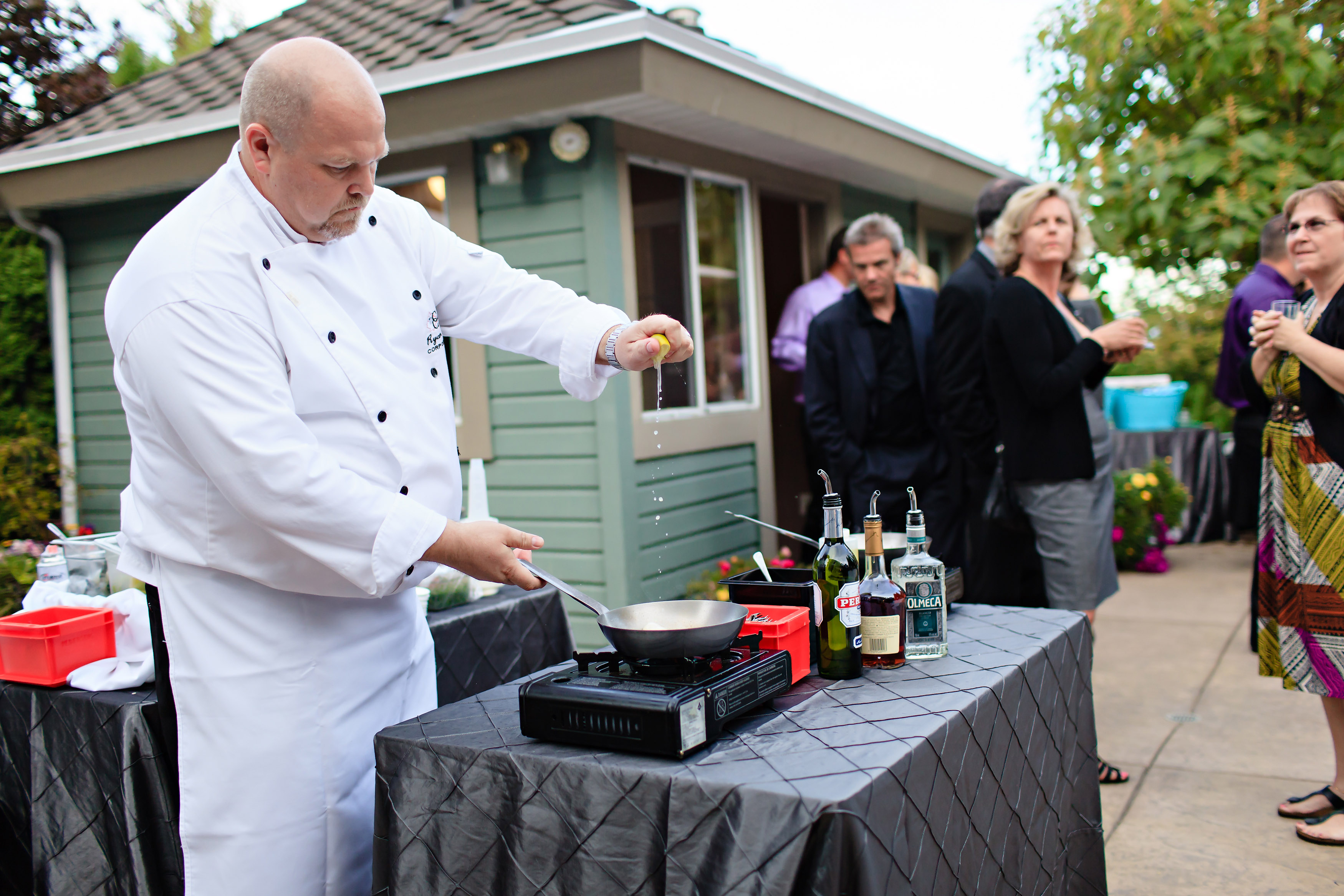 Occasions Catering Services in Vancouver and the BC lower mainland