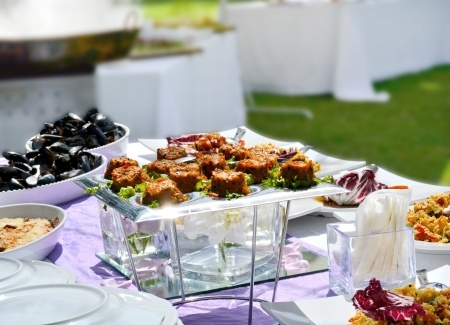 What is the best wedding catering company in Vancouver BC?