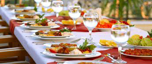 Event catering services in Vancouver BC