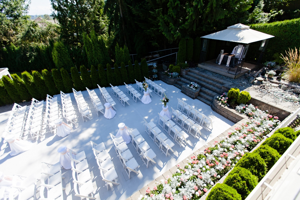 Private Wedding Venue - Canuel Caterers