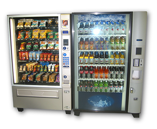 Vending Services for schools and office buildings in Vancouver BC